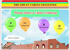 Tables Challenge